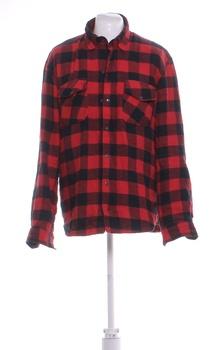 Pánská košile Kevlar kostkovaná