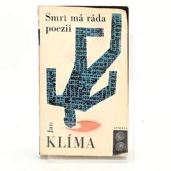 Kniha Jan Klíma: Smrt má ráda poezii