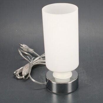 Stolní lampa Eglo 95776 bílá