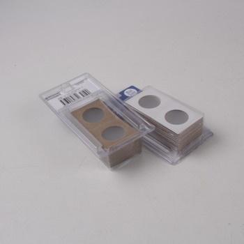 Obal na mince Whitman 35x půldolaroví - 2 ks