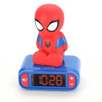 Dětský budík Lexibook Spider-Man