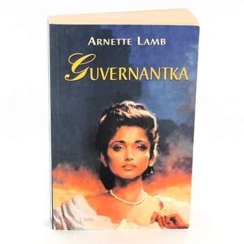 Kniha Arnette Lamb: Guvernantka