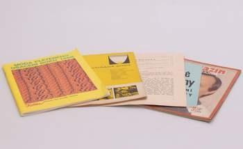 Mix různých knih a časopisů 5 kusů