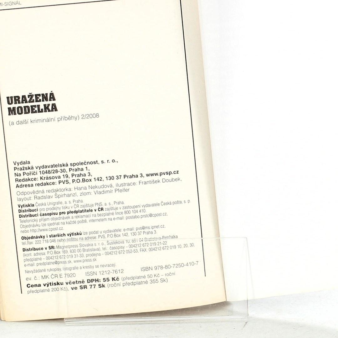 Ladislav Beran: Uražená modelka