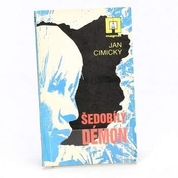 Kniha Šedobílý démon-Jan Cimický