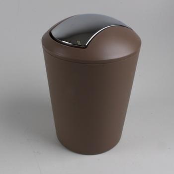 Odpadkový koš Kela 22775 hnědý