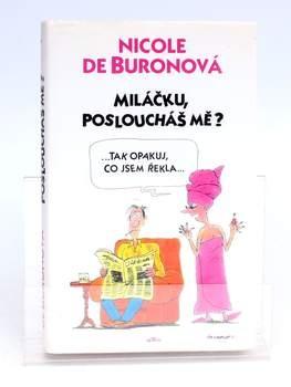 Kniha Miláčku, posloucháš mě?