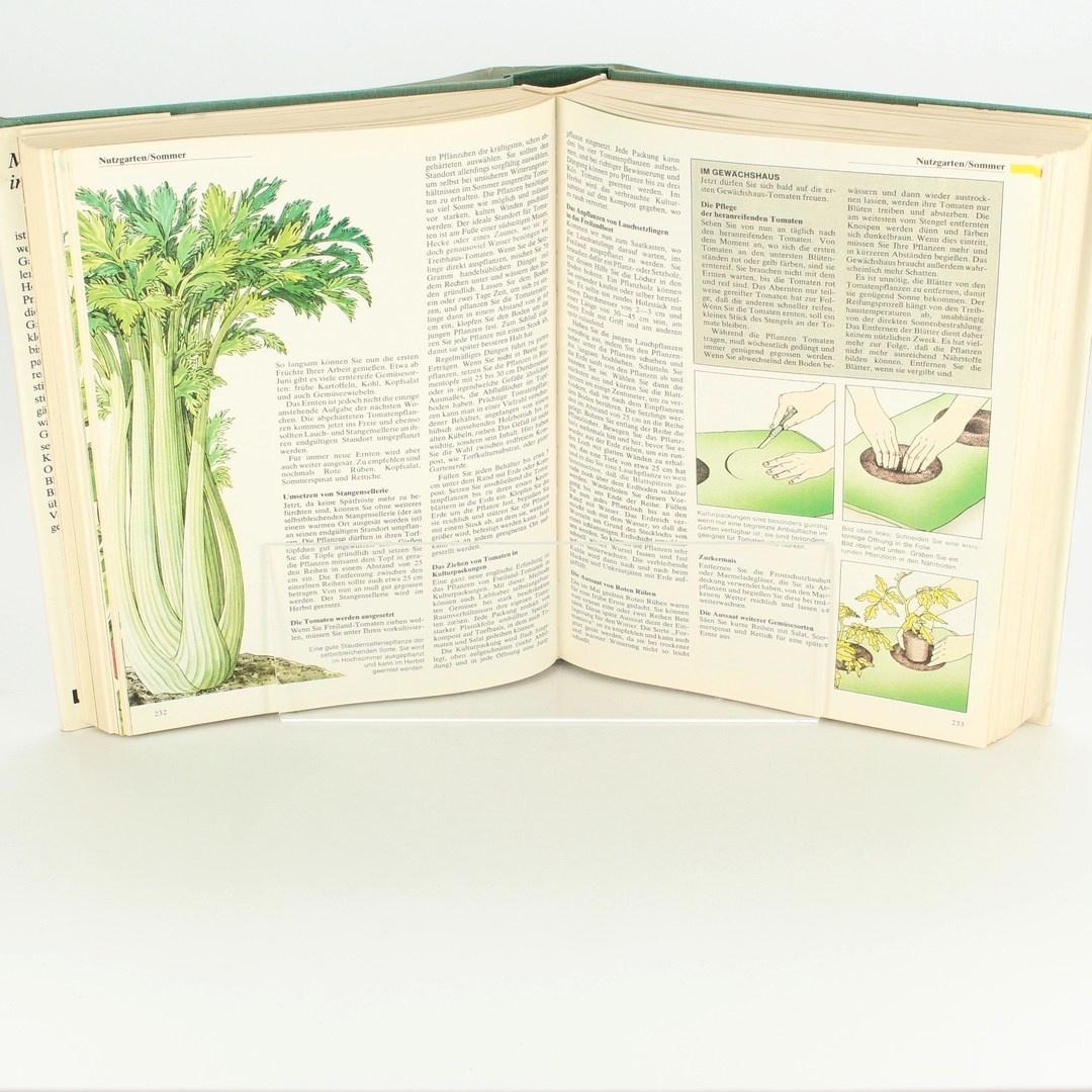 Kniha Mein Garten im ganzen Jahr