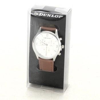 Dámské hodinky Dunlop 2053274 hnědé