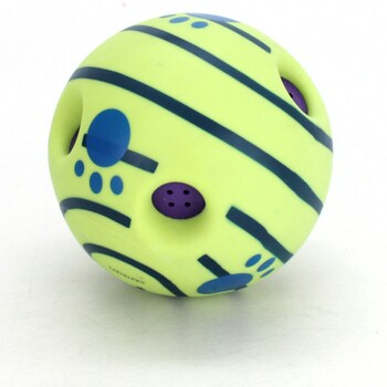 Zvukový míček Wobble Wag GIGGLE PET05