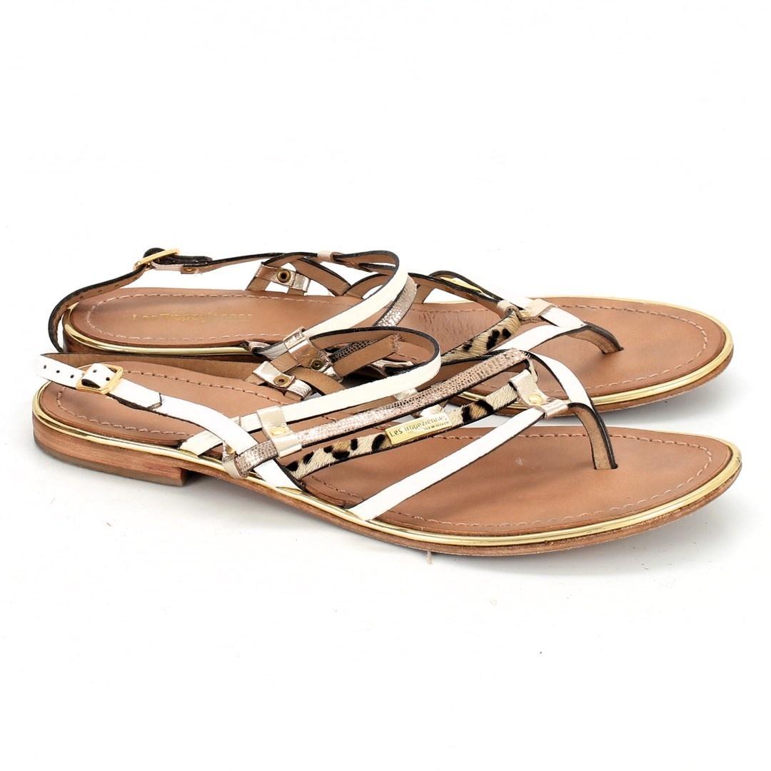 Dámská letní obuv Les Tropeziennes