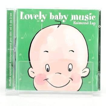 CD Lovely baby music Raimond Lap
