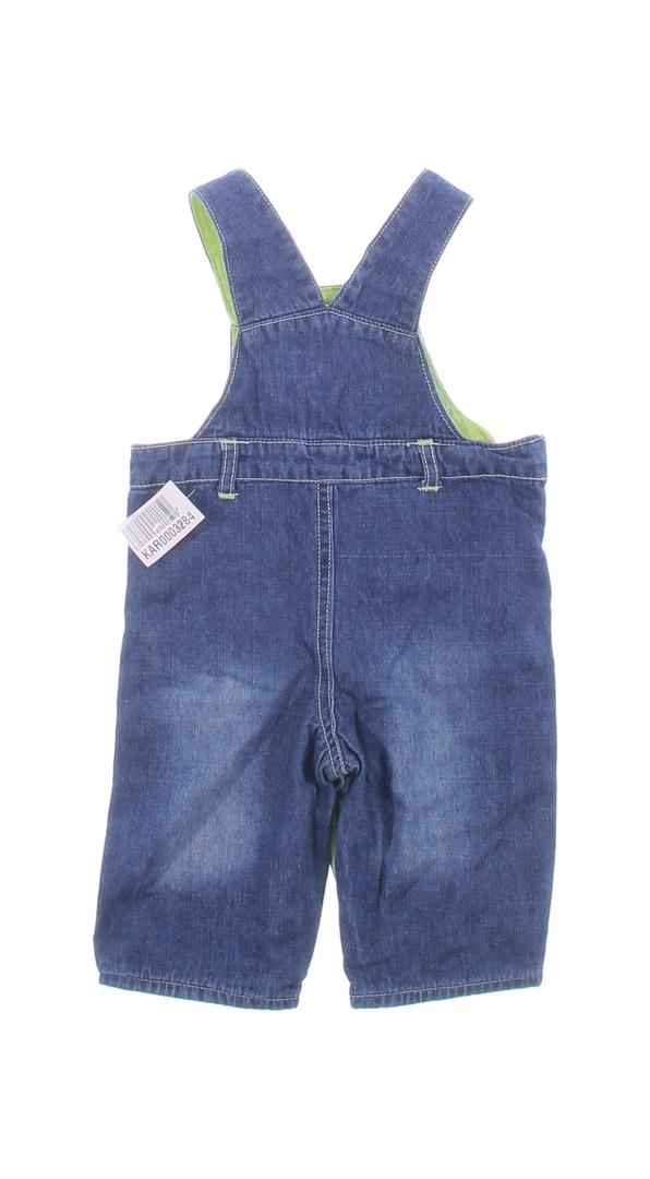 Dětské tmavě modré lacláče Baby