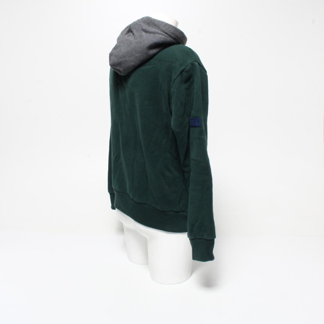 Pánská mikina Superdry zelená