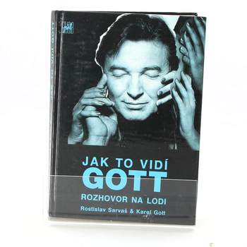 Kniha Rostislav Sarvaš: Jak to vidí Gott