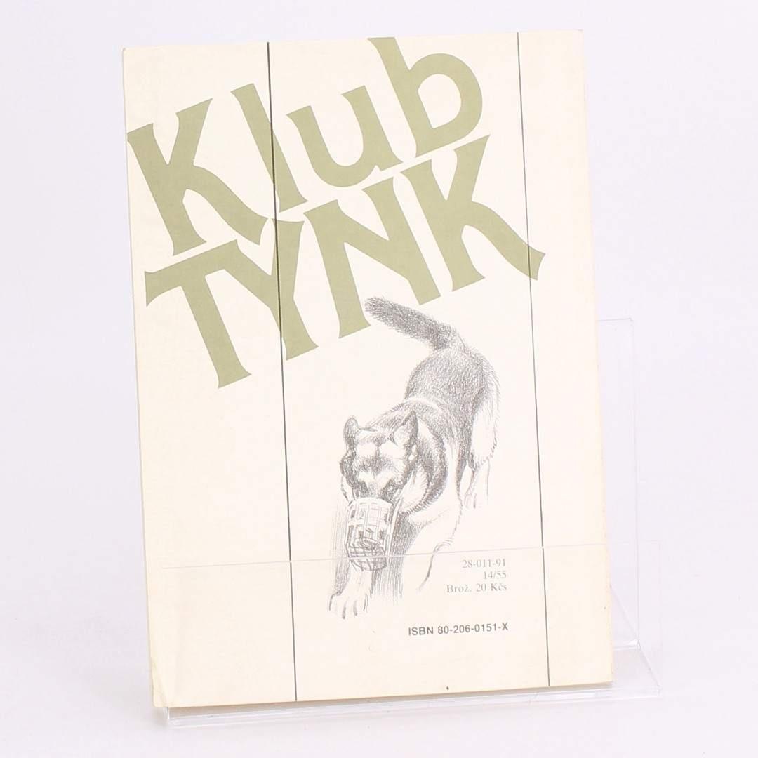 Brožura Klub Tynk Eugen Labský