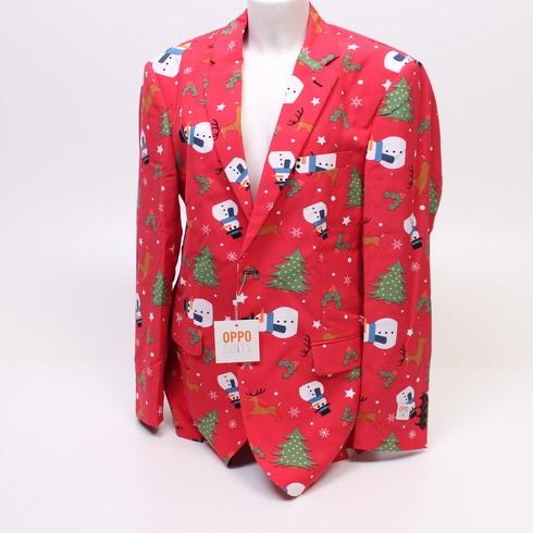Pánský vánoční oblek Opposuits
