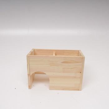 Domeček pro zvířátka dřevěný