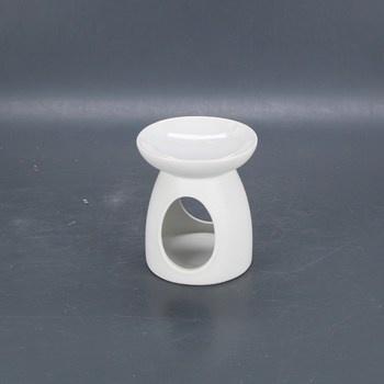 Keramická aromalampa Bolsius bílá