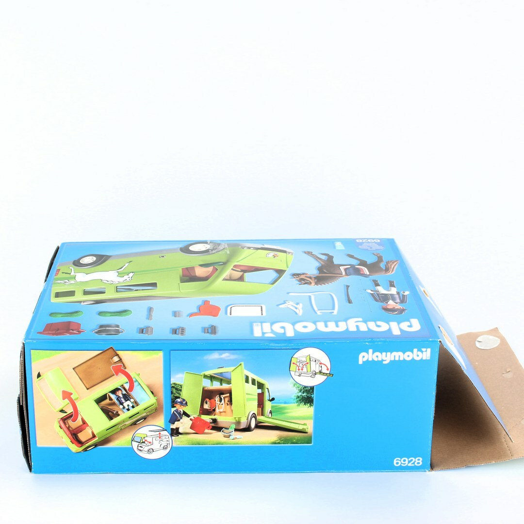Stavebnice Playmobil 6928 Country