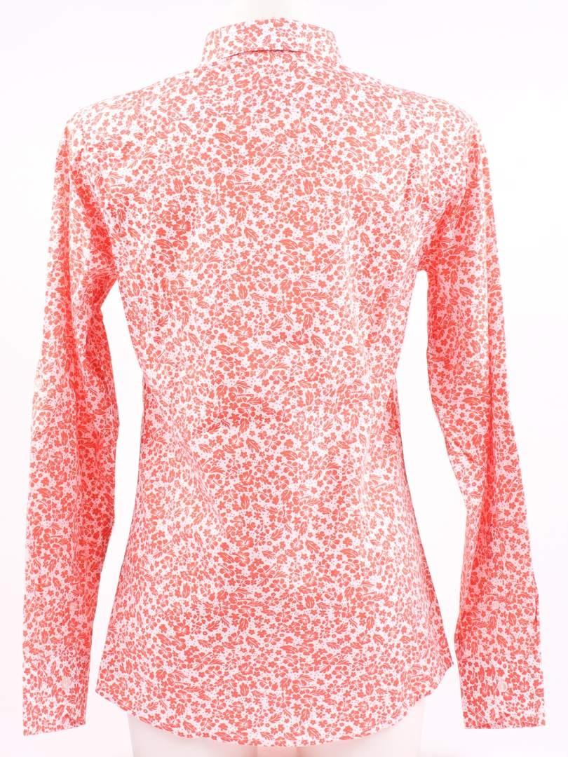 Pánská košile Akusawa, červeno-bílá
