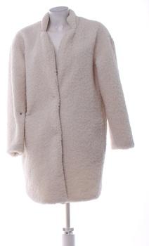 Dámský zimní kabát Orsay béžový