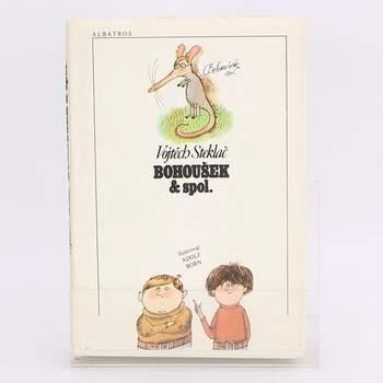 Kniha BOHOUŠEK & spol.
