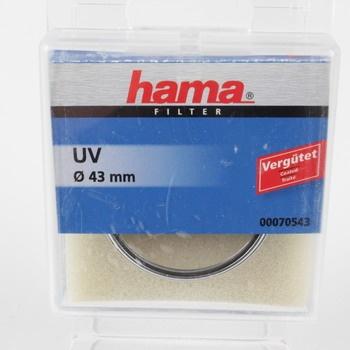 UV filtr Hama 70543 průměr 43 mm