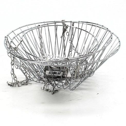 Závěsné košíky Kitchen Craft KCVEG kovové