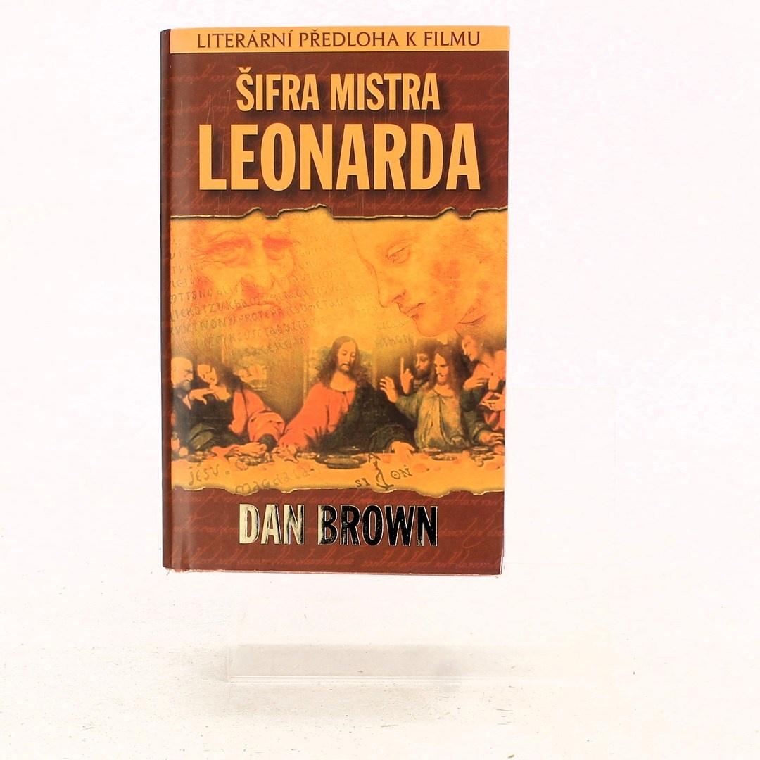 Kniha Dan Brown: Šifra mistra Leonarda