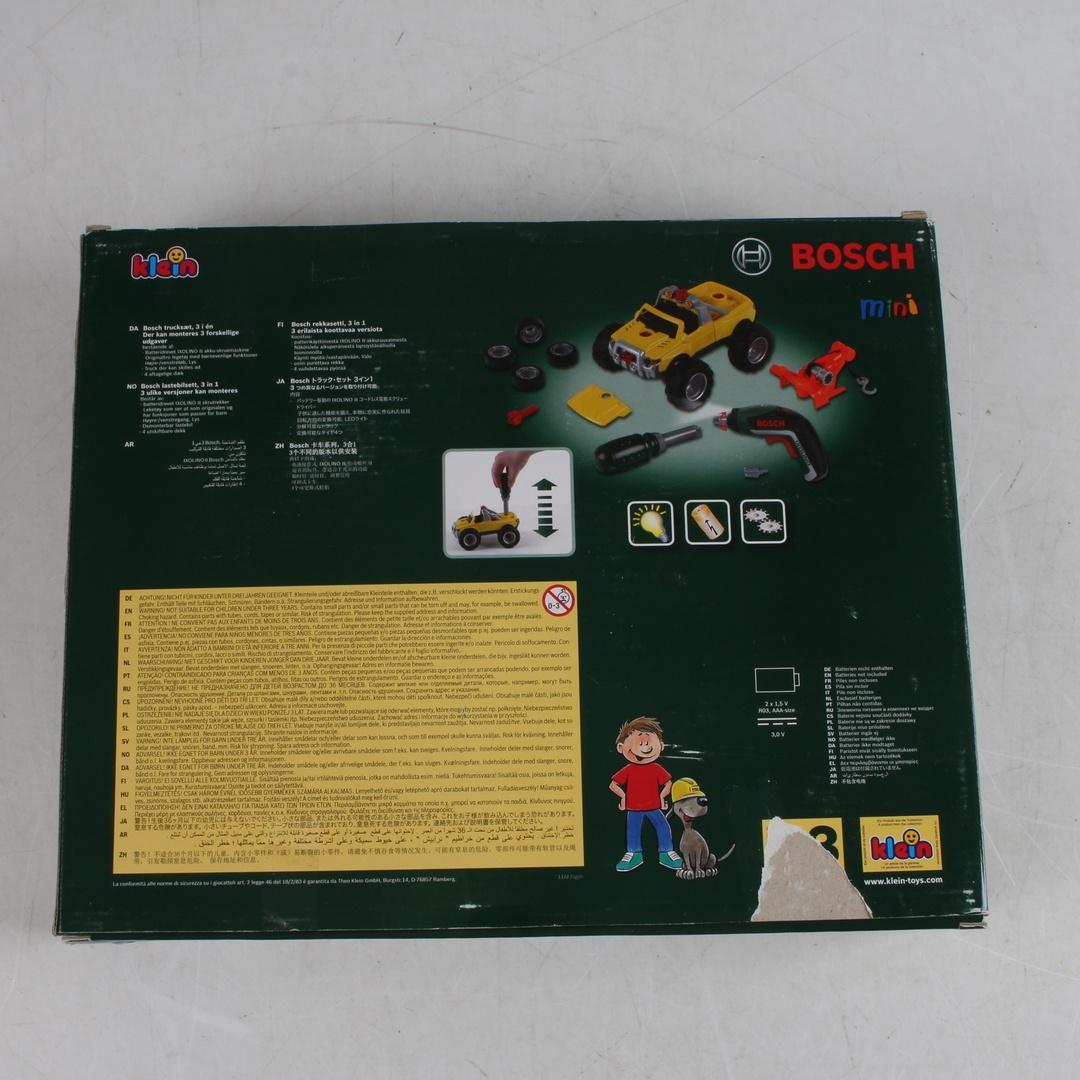 Sada pro děti Bosch 3 v 1