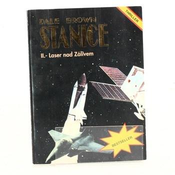 Dale Brown: Stanice II - Laser nad Zálivem