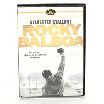 DVD film Sylvester Stallone: Rocky Balboa