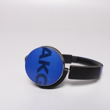 Sluchátka AKG Y50BT modré