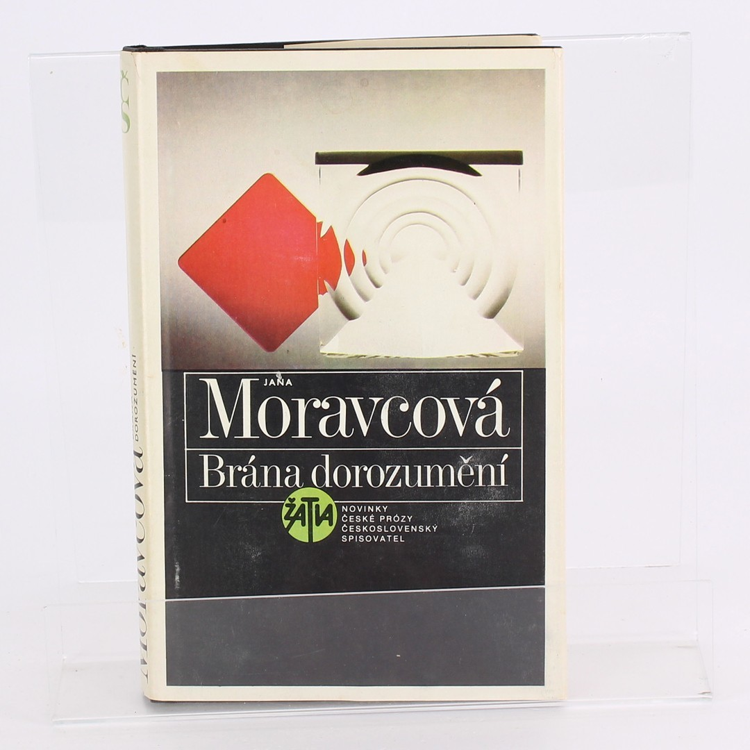 Kniha Jana Moravcová: Brána dorozumění