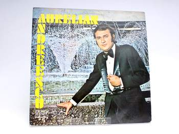 Gramofonová deska Aurelian Andreescu