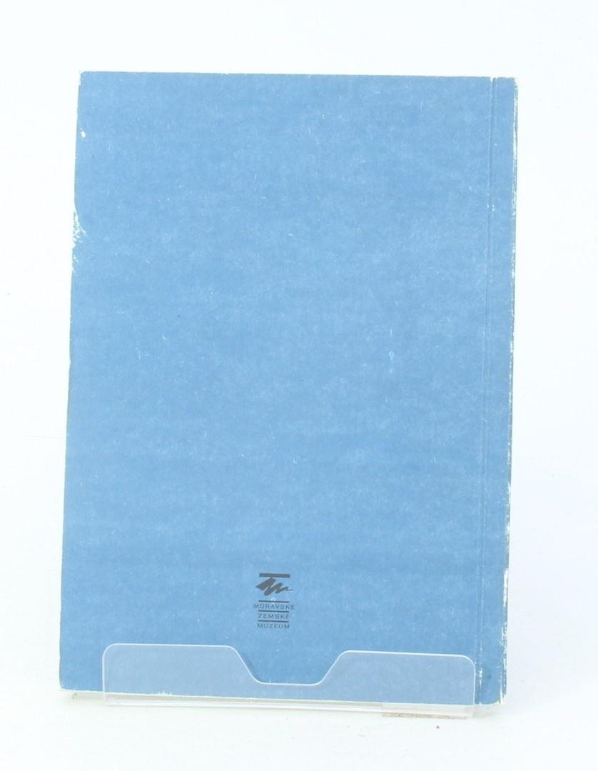 Kniha Cesty etnografického muzejnictví