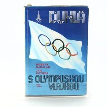 Robert Bakalář: Dukla s olympijskou vlajkou