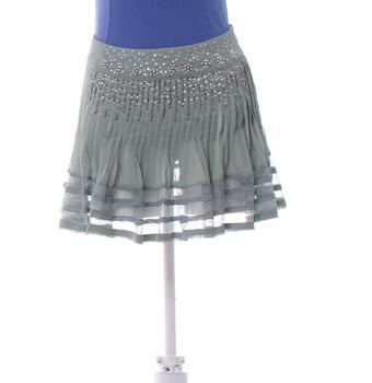 Dámská mini sukně Fracomina zelená