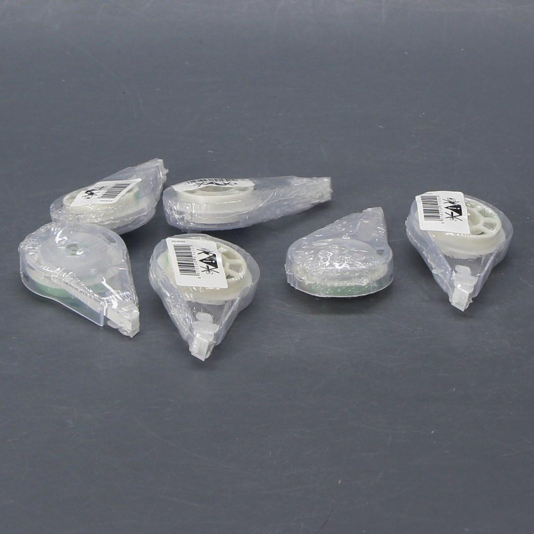 Náhradní korekční pásky BIC Tipp-Ex 10 ks