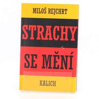 Kniha Strachy se mění