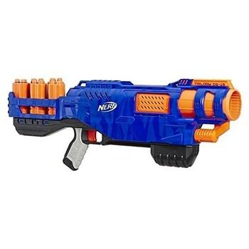 Dětská pistole Nerf Hasbro E2853EU4 Trilogy
