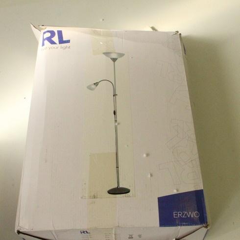 Stojací lampa Reality Leuchten R4393-87