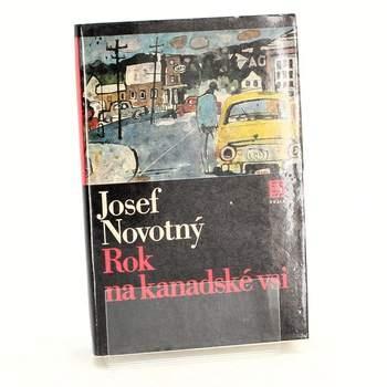 Kniha Josef Novotný - Rok na Kanadské vsi
