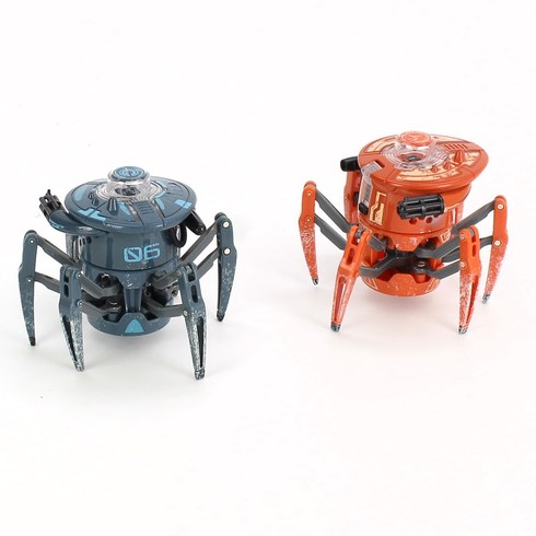 Robotičtí pavouci Hexbug Spiders 2 ks