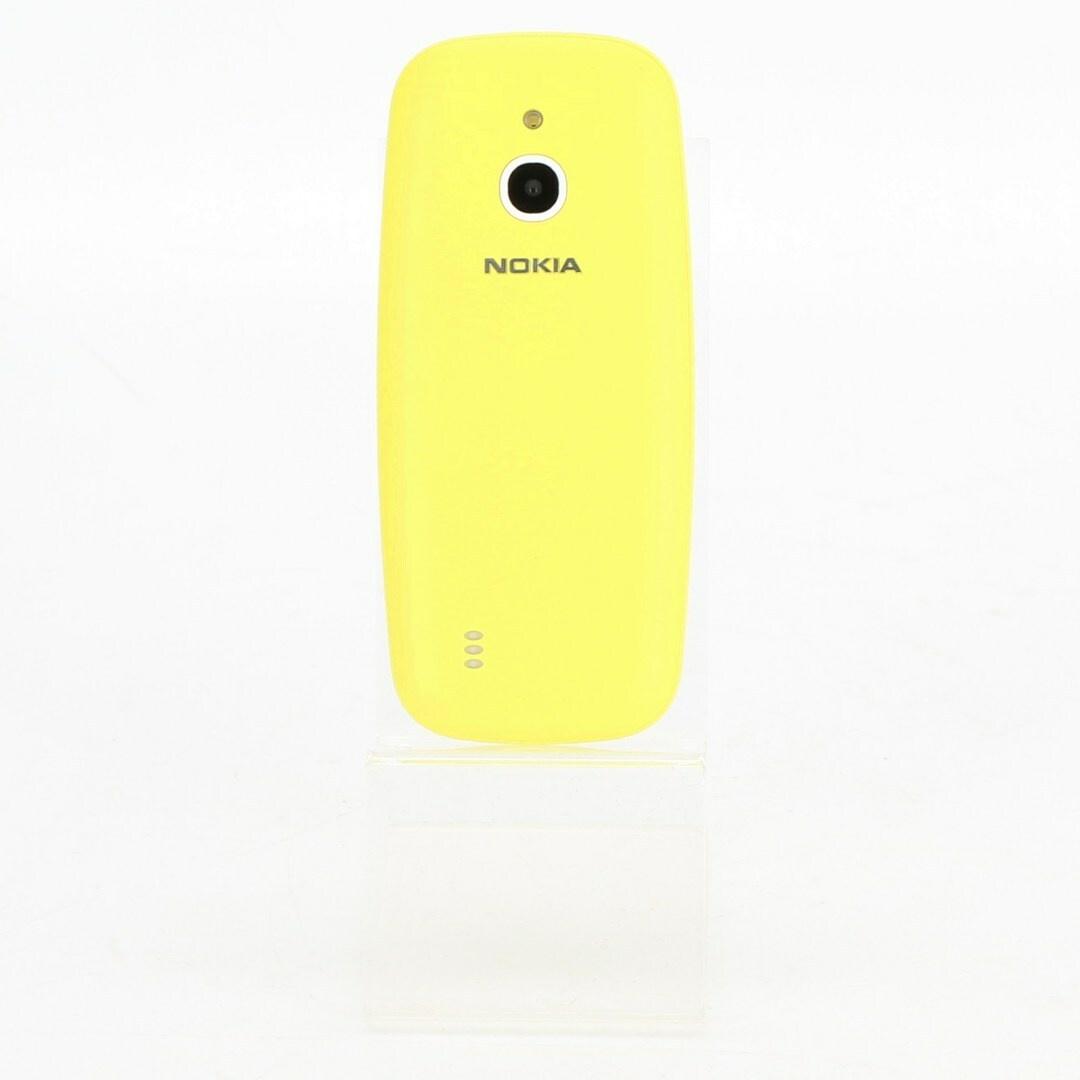 Mobil Nokia 3310 3G DS TA 1006 žlutý