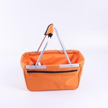 Nákupní košík Halfar oranžový