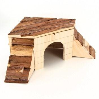 Dřevěný dům Kerbl 82771, Gineau Pig