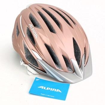 Cyklistická helma Alpina HAGA vel.51-56