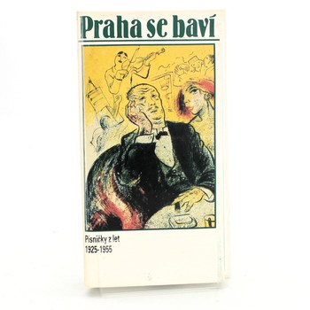 Audiokazety Praha se baví:Písničky 1925-1955